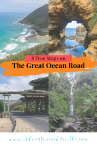 Free things to do on Great Ocean Road