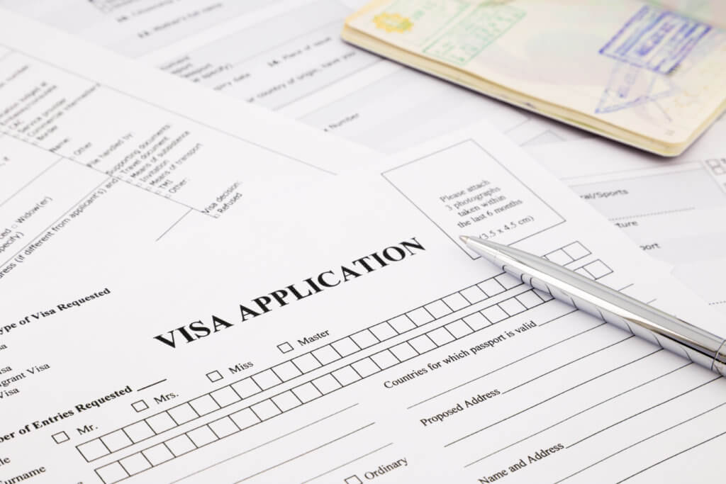 visa applications- australia